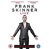 Frank Skinner: Man in a Suit DVD