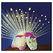 Pillow Pets Dream Lites Rainbow Unicorn Night Light