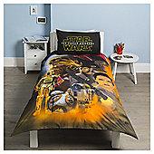 Star Wars Episode VII Single Duvet Set