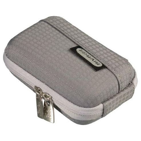 Rivacase Riva 7023AT-01 PU Digital Camera Case, Grey