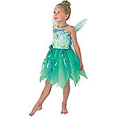 Child Disney Tinkerbell Pixie Fairy Costume Medium