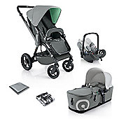 Concord Wanderer Mobility Travel System, Grey