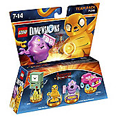 LEGO Dimensions, Adventure Time Team Pack