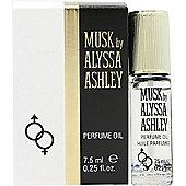 Alyssa Ashley Musk Perfume Oil 7.5ml For Women