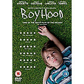 Boyhood DVD