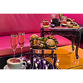 Champagne Afternoon Tea for Two at the Cake Boy Emporium