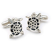Turtle Novelty Themed Cufflinks