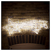 Christmas Shooting Star LED Rope Light