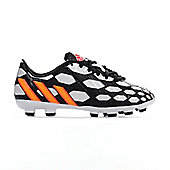adidas Predator Absolado LZ HG World Cup Kids Football Soccer Boot - Black