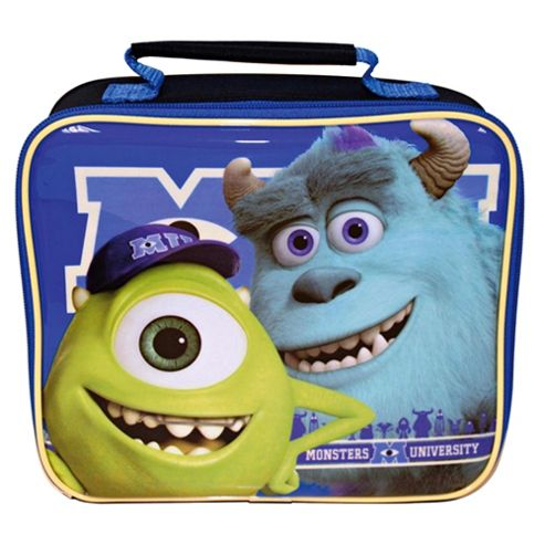 Disney Pixar Monsters Lunch Bag