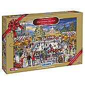 Gibsons Ltd Edition Christmas Jigsaw 1000Pc