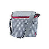 Mothercare Grey Spot Insulated Picnic Bag