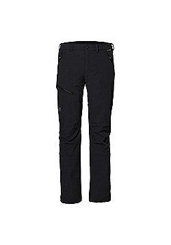 Jack Wolfskin Mens Activate Pants - Black