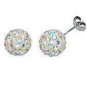 AB Crystal Fantasy Set Cystal Stud Earrings