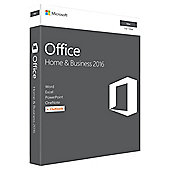 Microsoft Office Home and Business 2016 for MAC- Lifetime- 1 User