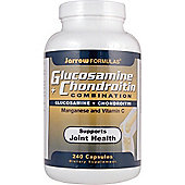 Jarrow Glucosamine Chondroitin Combination 240 Capsules