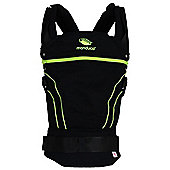 Manduca Organic Blackline Baby Carrier (Screaming Green)