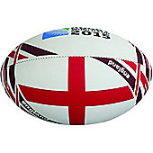 RWC 2015 England Flag Ball - SZ 5