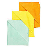 B Baby's Cuddle and Dry Brights - 3 Pack