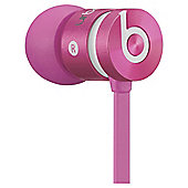 BEATS URBEATS IN EAR HEADPHONES PINK