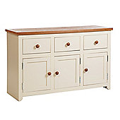 Home Essence Jamestown 3 Door 3 Drawer Sideboard