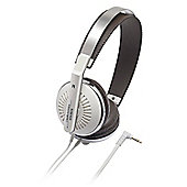 ATHRE70WH Stereo Headphones with 12.5mm Dynamic Driver in White