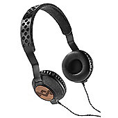 HOUSE OF MARLEY LIBERATE HEADPHONES (MIDNIGHT)