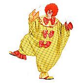 Lady Clown Costume