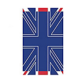 Deyongs union jack beach towel 75x160cm