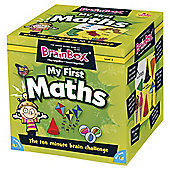 BrainBox My First Maths KS1