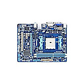 Gigabyte F2A55M-DS2 Motherboard (rev. 1.0) A Series/Athlon Socket FM2 AMD A55 Micro-ATX Gigabit LAN