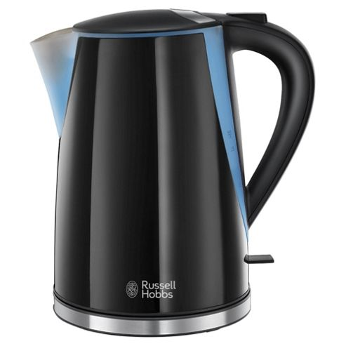 buy russell hobbs 21400 mode black kettle from our russell. Black Bedroom Furniture Sets. Home Design Ideas