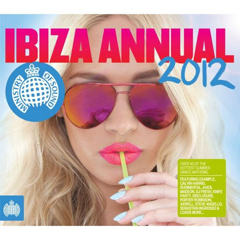 Ministry Of Sound: Ibiza Annual 2012 (2CD)