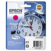 Epson Alarm Clock 27XL DURABrite Ultra Ink Cartridge (Magenta)