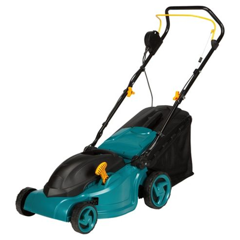 Tesco ELM042012 Electric Rotary Lawn Mower, 1400w