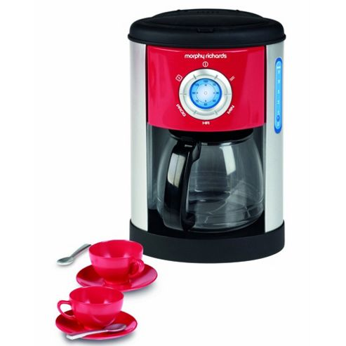 Casdon Morphy Richards Toy Coffee Maker