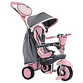 Smart Trike Swing 4-in-1 Trike, Pink