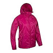 Deering Womens Showerproof Jacket - Pink