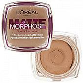LOreal Paris Matte Morphose Souffle Foundation 12hr - Golden Ivory (115)