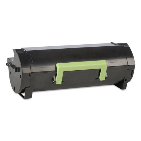 Lexmark 602H (Black) High Yield Return Program Toner Cartridge (Yield 10000 Pages)
