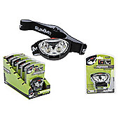 Summit Nightstorm 600 Headlight LED Torch