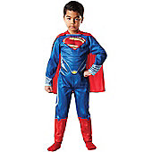 Man of Steel - Child Costume 5-6 years