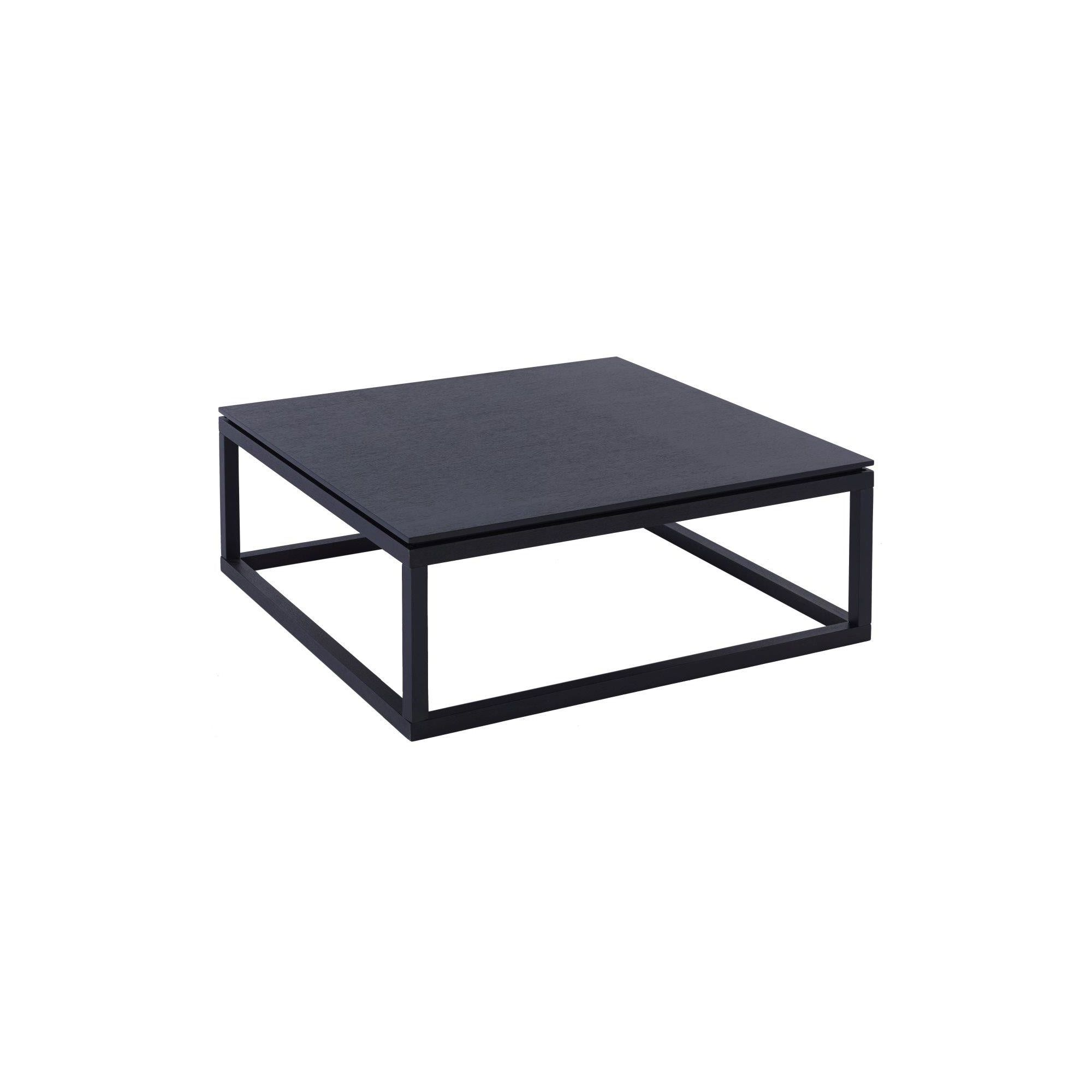 Gillmore Space Cordoba Square Coffee Table in Wenge at Tesco Direct