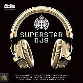 Ministry Of Sound: Superstar DJ's (3CD)