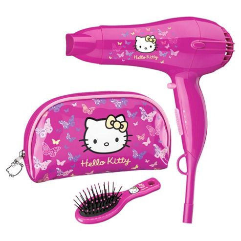 Hello Kitty Dryer Gift Set 5248HKBFU