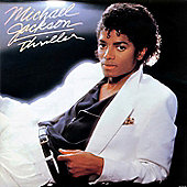 Michael Jackson Thriller CD