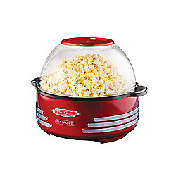 SMART Retro Stirring Popcorn Maker & Nut Roaster