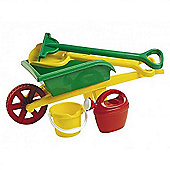 Androni Wheelbarrow Set