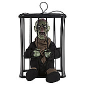 HALLOWEEN ANIMATED CAGE CHARACTER