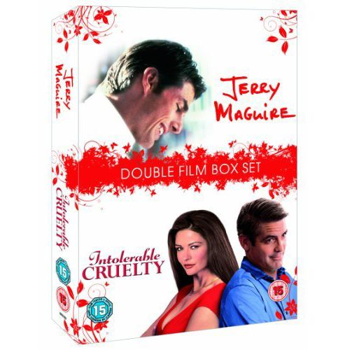 Jerry Maguire/Intolerable Cruelty (DVD Boxset)